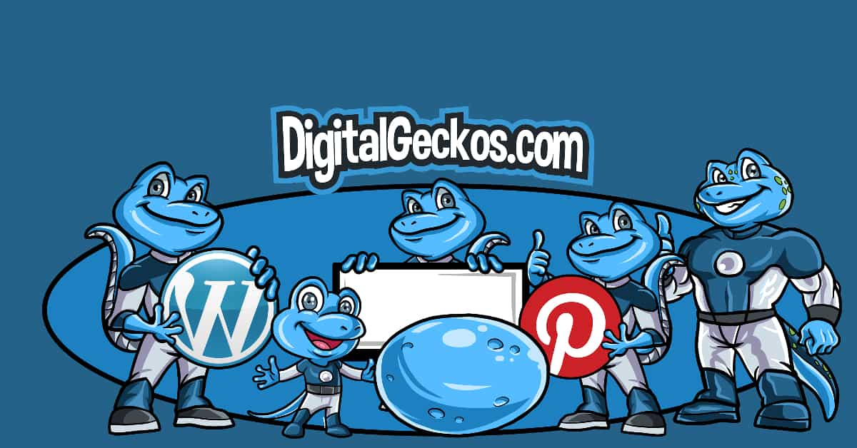 About Digital Geckos